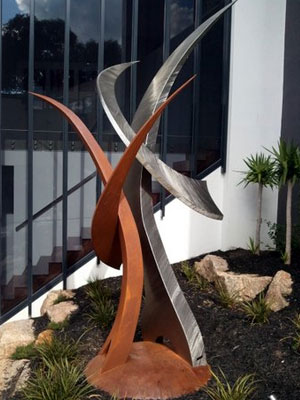 Garden Sculptures Brunswick, Steel Designs Toorak, Creative Metal Designs Victoria